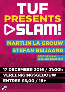 TUF presents SLAM!